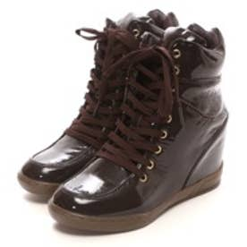 ジャンプ シューズ JUMP Shoes VELOUR Womens(BROWN)