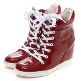 ジャンプ シューズ JUMP Shoes VELOUR Womens(RED)