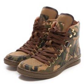 ジャンプ シューズ JUMP Shoes VILLAGER Womens(Green Camou)