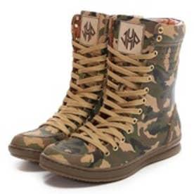 ジャンプ シューズ JUMP Shoes VANTAGE Womens(Green Camou)
