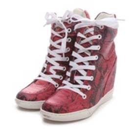 ジャンプ シューズ JUMP Shoes Velour 婦人靴(PPL)