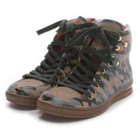 ジャンプ シューズ JUMP Shoes Villager 婦人靴(GRN)