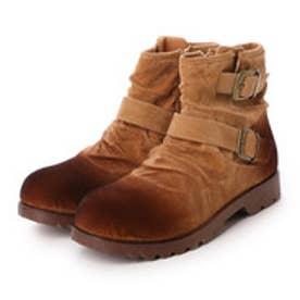 アルビセレステ Albiceleste ブーツ  FUJMB8337BE0136  (ベージュ)