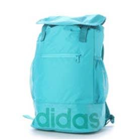 アディダス adidas デイパック ウィメンズリニアバックパック AI9105 (ショックグリーン S16/ショックグリーン S16)