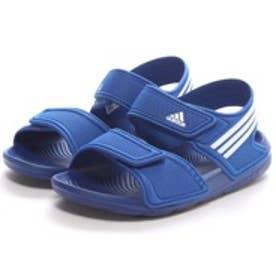 アディダス adidas キッズサンダル アクワ9 Akwah 9 B39857 ブルー 164