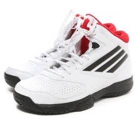 アディダス adidas ジュニアバスケットボールシューズ アディバッシュ 6 ジュニア adibash 6 Jr S84796 ホワイト 360