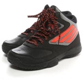 アディダス adidas ジュニアバスケットボールシューズ アディバッシュ 6 ジュニア adibash 6 Jr C77972 ブラック 365