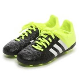 アディダス adidas ジュニアサッカースパイク エース 15.4 AI1 J Ace B32864 ブラック 2686 (ブラックYL)
