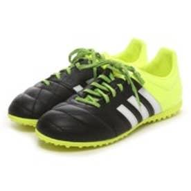 アディダス adidas ジュニアサッカートレーニングシューズ エース Ace 15.3 TF J LE B27065 ブラック 2693 (ブラックYL)