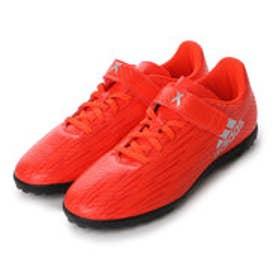 アディダス adidas ジュニアサッカートレーニングシューズ エックス 16.4 TF J ベルクロ BB4021 2829