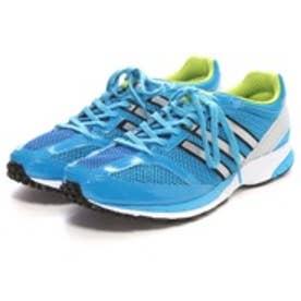 アディダス adidas ランニングシューズ アディゼロ マナ 7 ワイド B34539 ブルー 4512
