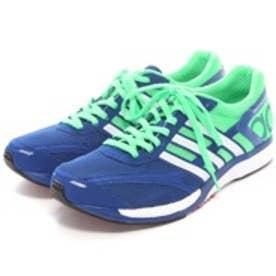アディダス adidas ランニングシューズ アディゼロ タクミ レン (練) ブースト adizero Takumi Ren boost M21562 ブルー 4504