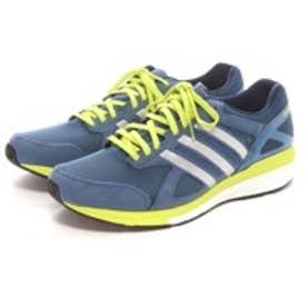 アディダス adidas ランニングシューズ アディゼロ テンポ ブースト ワイド adizero Tempo boost Wide B40753 ネイビー 4533