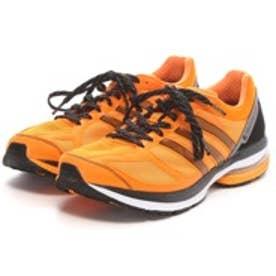 アディダス adidas ランニングシューズ アディゼロ タクミ イドミ (挑) ワイド adizero Takumi Idomi W S77422 オレンジ 4522