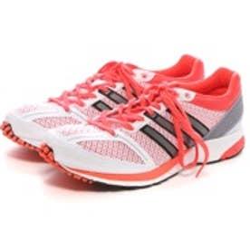 アディダス adidas ランニングシューズ アディゼロ マナ 7 adizero mana 7 B34541 ホワイト 4511