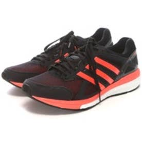 アディダス adidas ランニングシューズ アディゼロ テンポ ブースト M21561 ブラック 4532