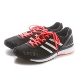 アディダス adidas ランニングシューズ アディゼロ ジャパン ブースト 2 adizero Japan boost 2 B22870 ブラック 4591 (ブラックWH)