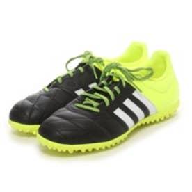 アディダス adidas サッカートレーニングシューズ エース Ace 15.3 TF LE B27063 3082 (ブラックYL)