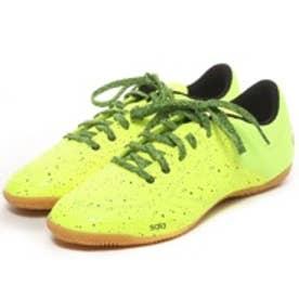 アディダス adidas フットサルシューズ エックス 15.3 CT S83073 イエロー 1017 (イエローBK)