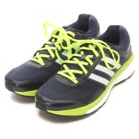 アディダス adidas ランニングシューズ Snova Glide boost 2 エスノヴァ グライド ブースト 2B33380 4602 (ネイビーWH)