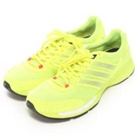 アディダス adidas ランニングシューズ アディゼロ シーエス ブースト adizero CS boost B22898 4593 (フラッシュイエロー)