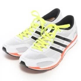 アディダス adidas ランニングシューズ アディゼロ タクミ セン ブースト adizero takumi sen boost B22892 4583 (ホワイトBK)