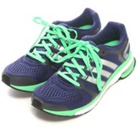 アディダス adidas ランニングシューズ アディスター ブースト adistar boost ESM S77586 ブルー 4595 (コバルトブルーWH)