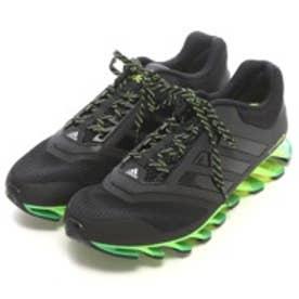 アディダス adidas ランニングシューズ スプリングブレード ドライブ 2 Springblade Drive 2 D69684 4621 (ブラック)
