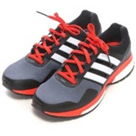 アディダス adidas ランニングシューズ response boost 2 B33489 ブラック 4617 (ブラックGY)