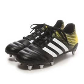 アディダス adidas ラグビースパイク B23075 (ブラックWH)