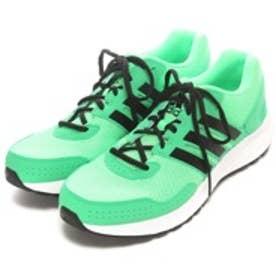 アディダス adidas ランニングシューズ オズウィーゴ バウンス クッション ozweego bounce cushion AF6273 4610 (フラッシュグリーンBK)