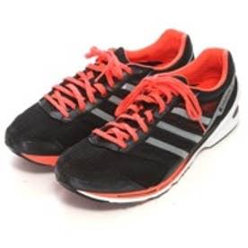 アディダス adidas ランニングシューズ アディゼロ タクミ レン 2 ワイド adizero takumi ren 2 W M25613 4429 (ブラック)