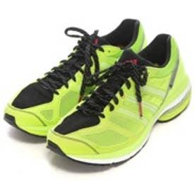 アディダス adidas ランニングシューズ アディゼロ タクミ イドミ adizero takumi idomiM20238 4418 (イエロー)