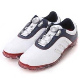 アディダス adidas メンズ ゴルフ ダイヤル式スパイクシューズ ピュアメタル ボア V4317 754