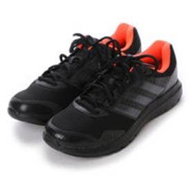 アディダス adidas ランニングシューズ Duramo 7 AF5894 ブラック 0266 (ブラック)