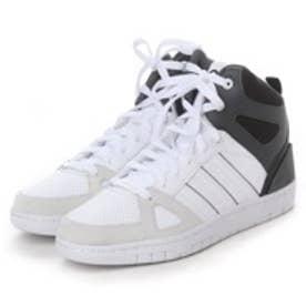 アディダス adidas ネオフープス チーム NEOHOOPS TEAM MID F99604 4859 (ランニングホワイト/ランニングホワイト)