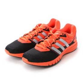 アディダス adidas ランニングシューズ  ADギャラクシ2BR0309  (ブラック×レッド)