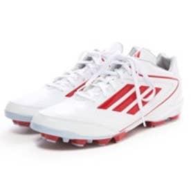 アディダス adidas 野球スパイク アディゼロ adizero 4 ポイント D73842 ホワイト 349
