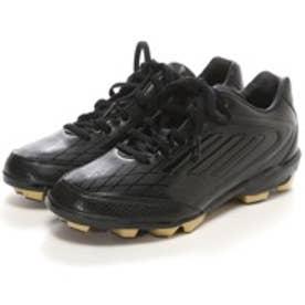 アディダス adidas ジュニア野球スパイク アディゼロ adizero 4-K C76608 ブラック 839