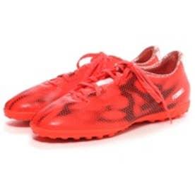 アディダス adidas サッカートレーニングシューズ F10 TF (人工芝用) B44233 レッド 2431