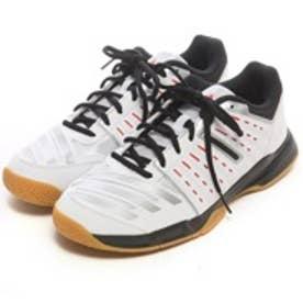 アディダス adidas ハンドボールシューズ Essence 12 B33034 ホワイト 6 (ホワイトBK)