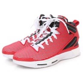 アディダス adidas バスケットボールシューズ D ローズ 6 ブースト F37129     379 (ランニングホワイト×スカーレット)