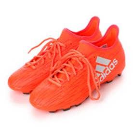 アディダス adidas ユニセックス サッカー スパイクシューズ エックス 16.3 HG S79550 3262 (レッド)