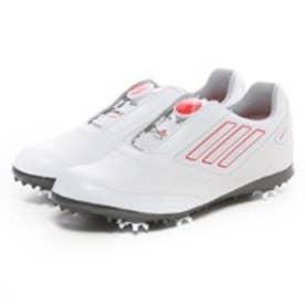 アディダス adidas ダイヤル式ゴルフシューズ アディゼロ ツアー 2 レディス adizero Tour 2 V4582 715