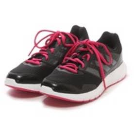 アディダス adidas ランニングシューズ デュラモ 7 ワイド Duramo 7 W B33562 ブラック 4653 (ブラック)