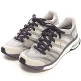 アディダス adidas ランニングシューズ アディスター ブースト ヘザー ワイド adistar boost Heather W S77592 4634 (サンドWH)