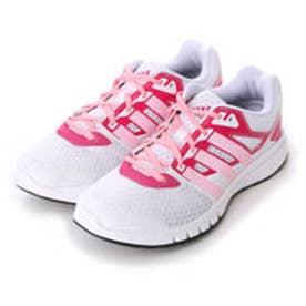 アディダス adidas ランニングシューズ  AQ2899 ホワイト 4265 (ホワイト×ピンク)