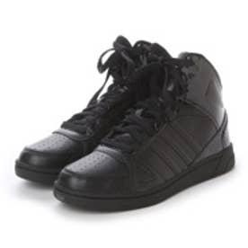 アディダス adidas ネオフープス チーム NEOHOOPS TEAM MID W SYN F99471 4885 (コアブラック/コアブラック)