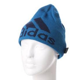 アディダス adidas ユニセックス ニット帽 ビッグロゴ ビーニー S94130