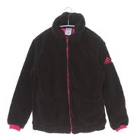 アディダス adidas ジュニアフリースジャケット GIRLS JEWEL URBAN mokomoko フリースジャケット BCT19